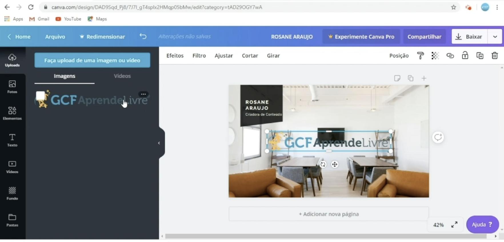 Imagem12 como criar um fundo virtual personalizado para o Zoom