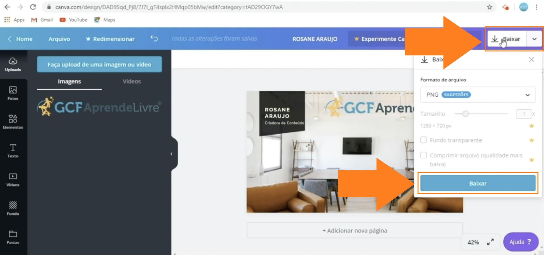 Imagem13 como criar um fundo virtual personalizado para o Zoom