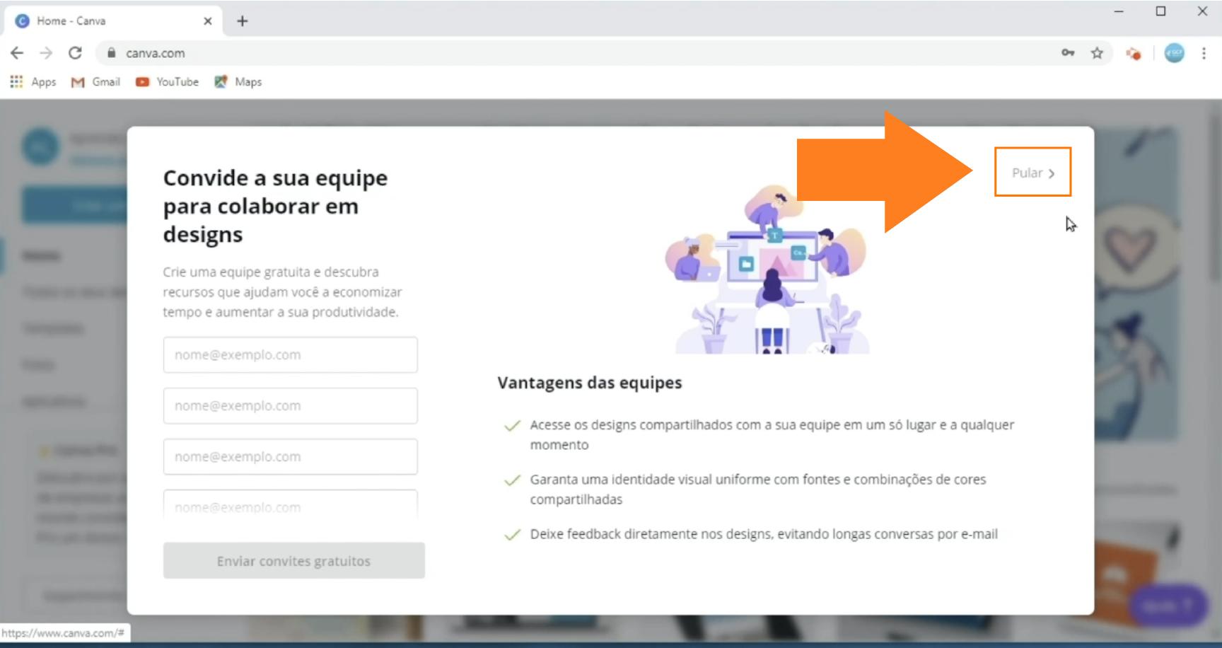 Imagem5 como criar um fundo virtual personalizado para o Zoom