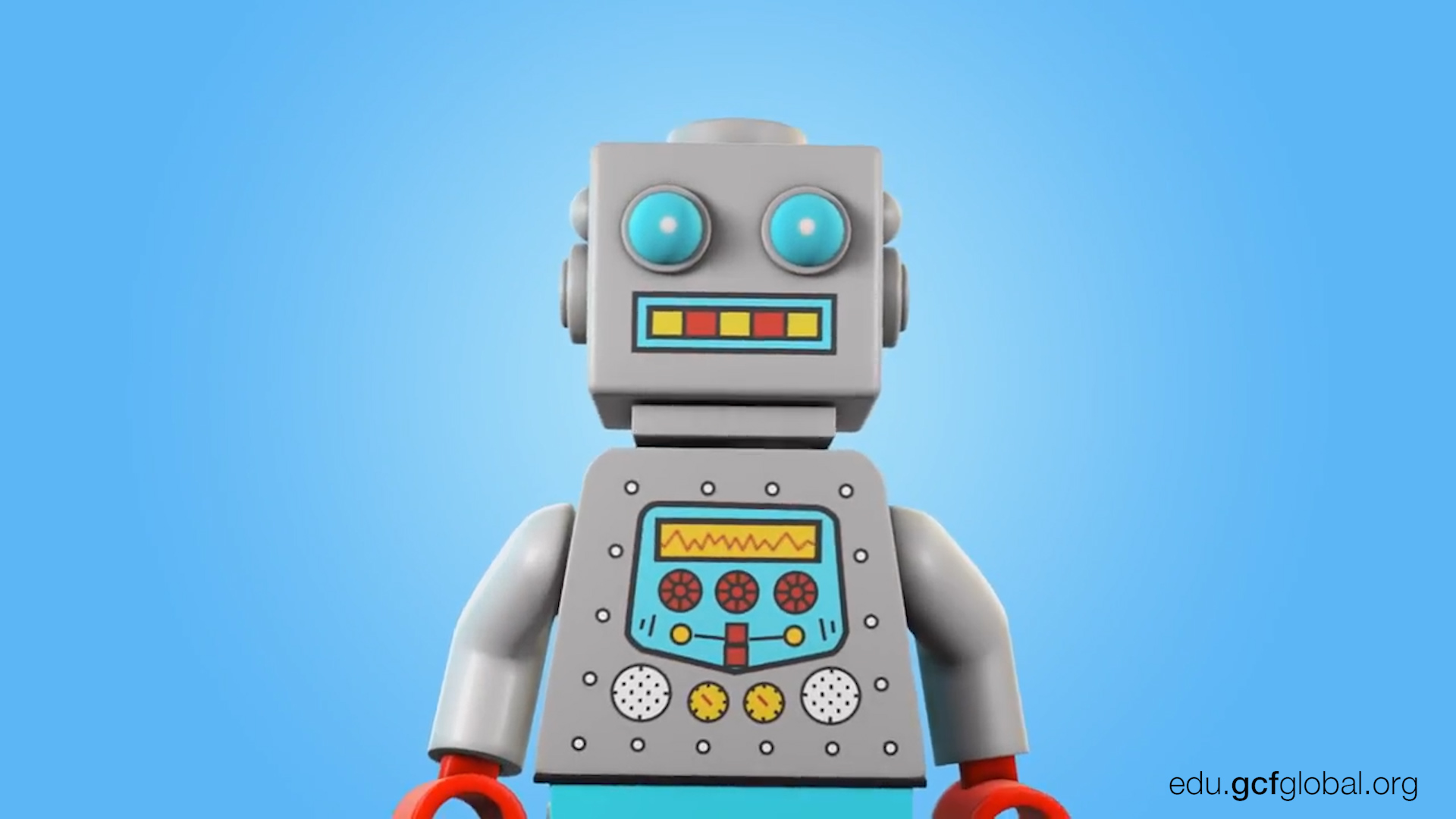 Imagen de Ralph, el bot que ayuda a comprar juguetes personalmente.