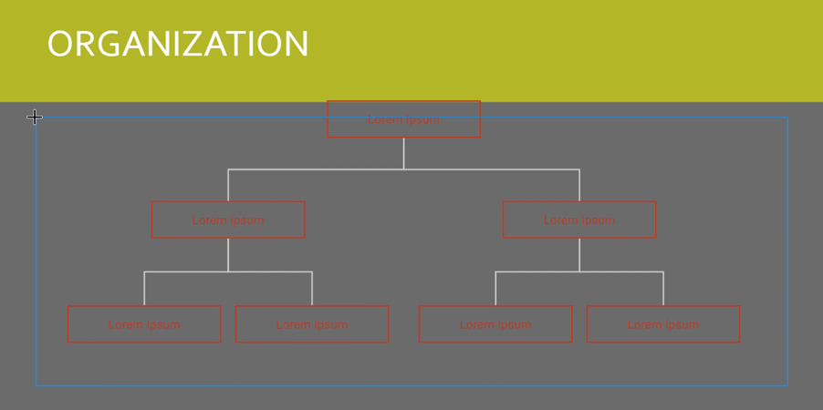 selecting the whole diagram