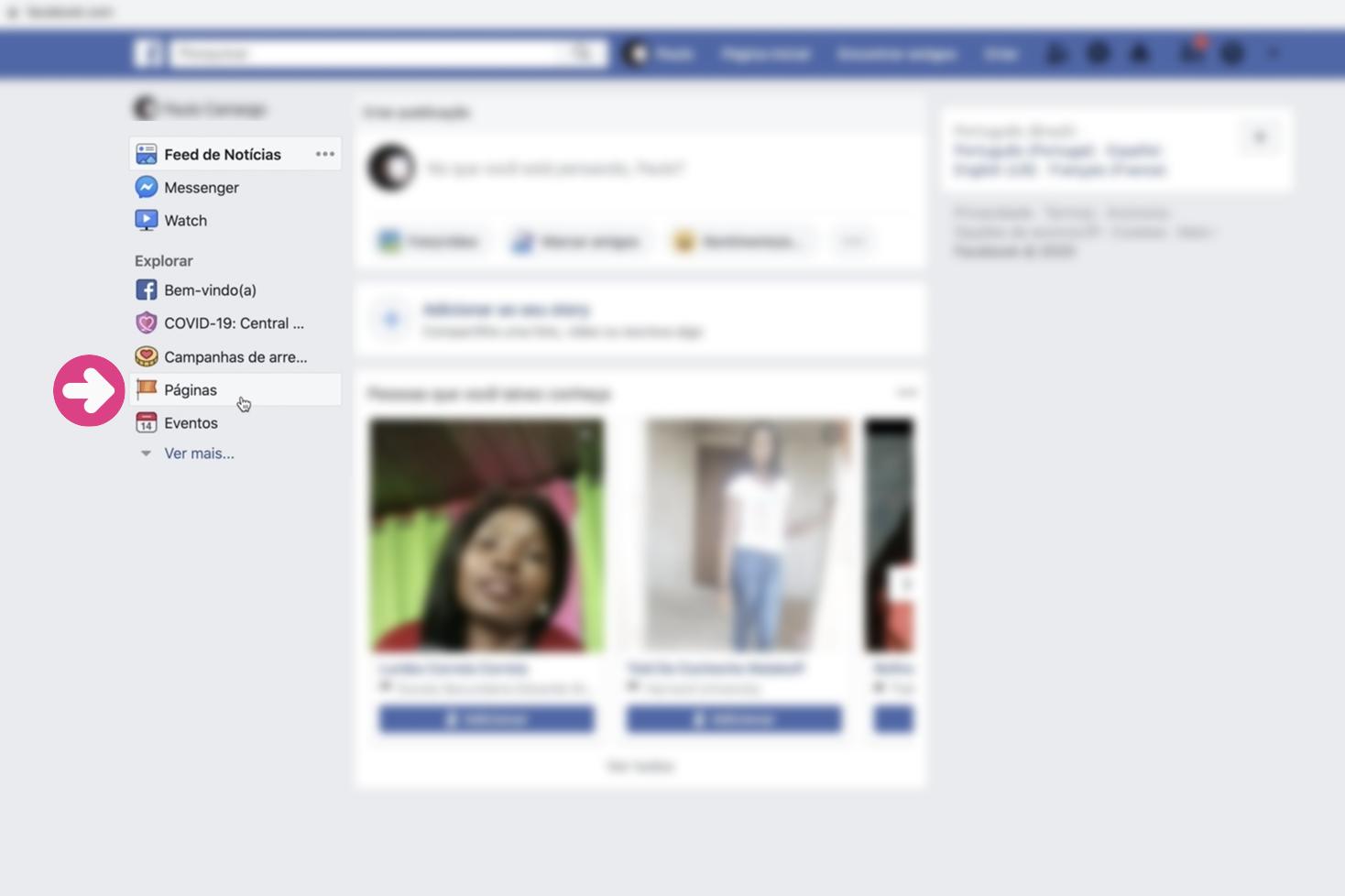 imagem1 como criar sua página empresarial no facebook