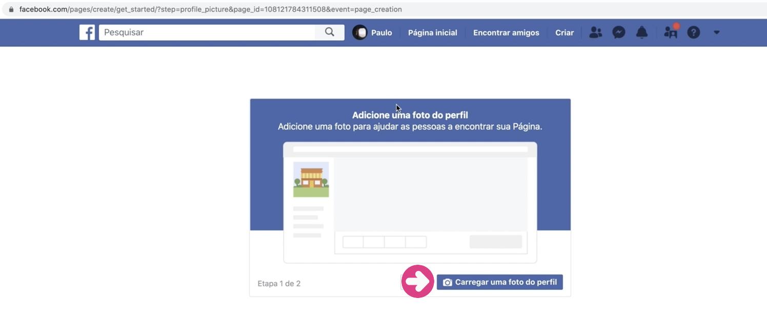 imagem5 como criar sua página empresarial no facebook