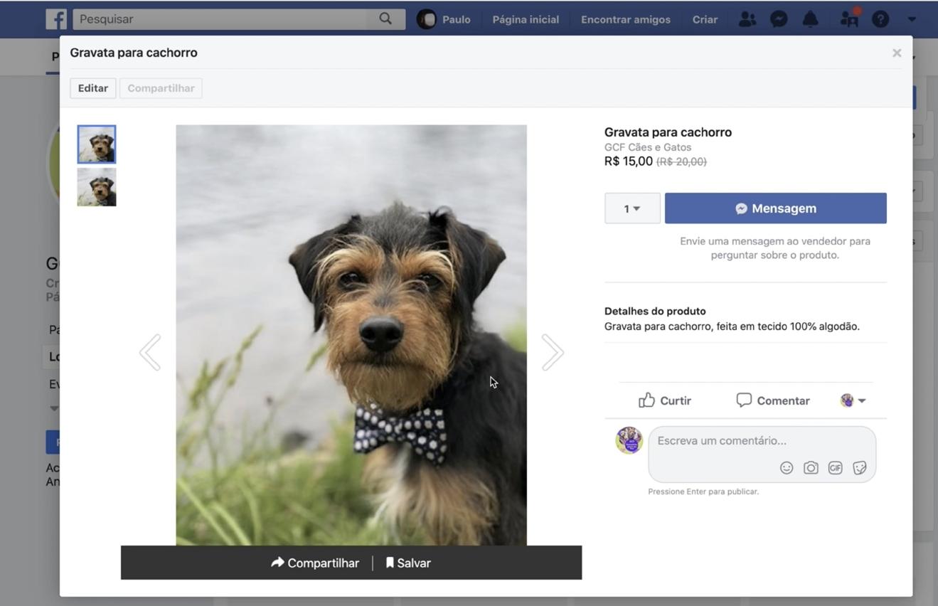 imagem9 como subir produtos na sua loja do facebook