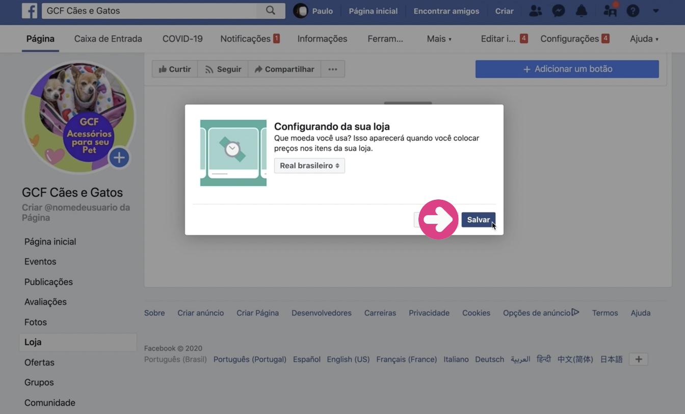 imagem4 como subir produtos na sua loja do facebook