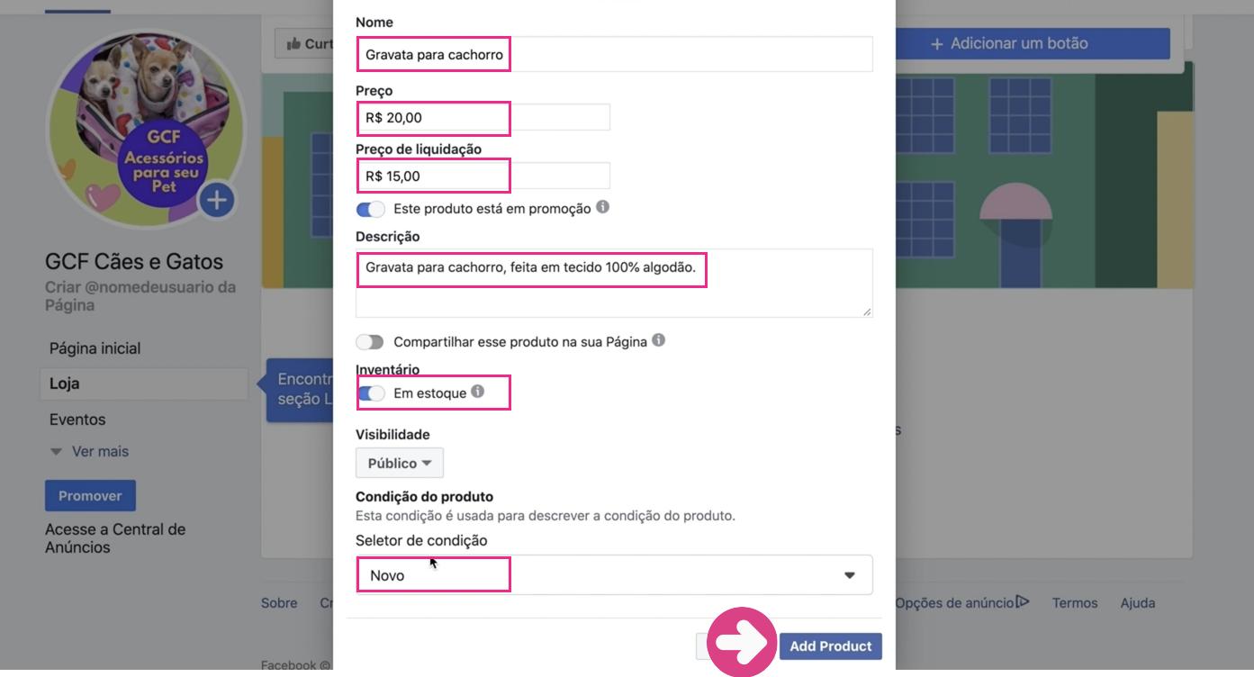 imagem8 como subir produtos na sua loja do facebook