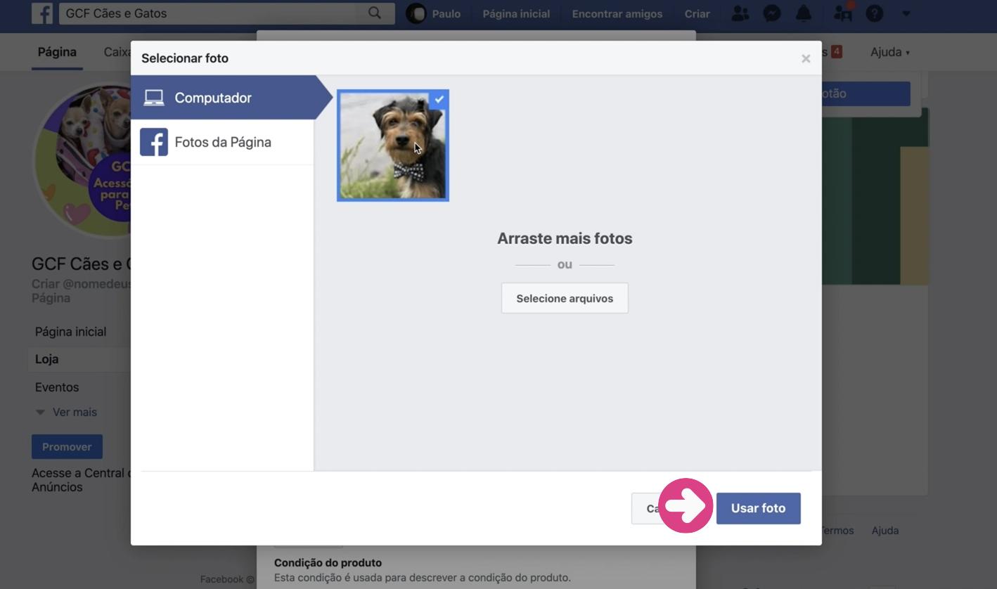 imagem7 como subir produtos na sua loja do facebook