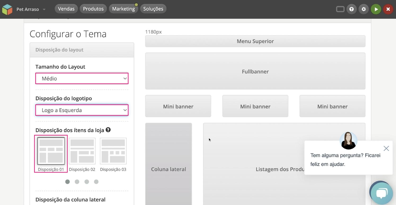imagem7 configurar visual da sua loja na loja integrada