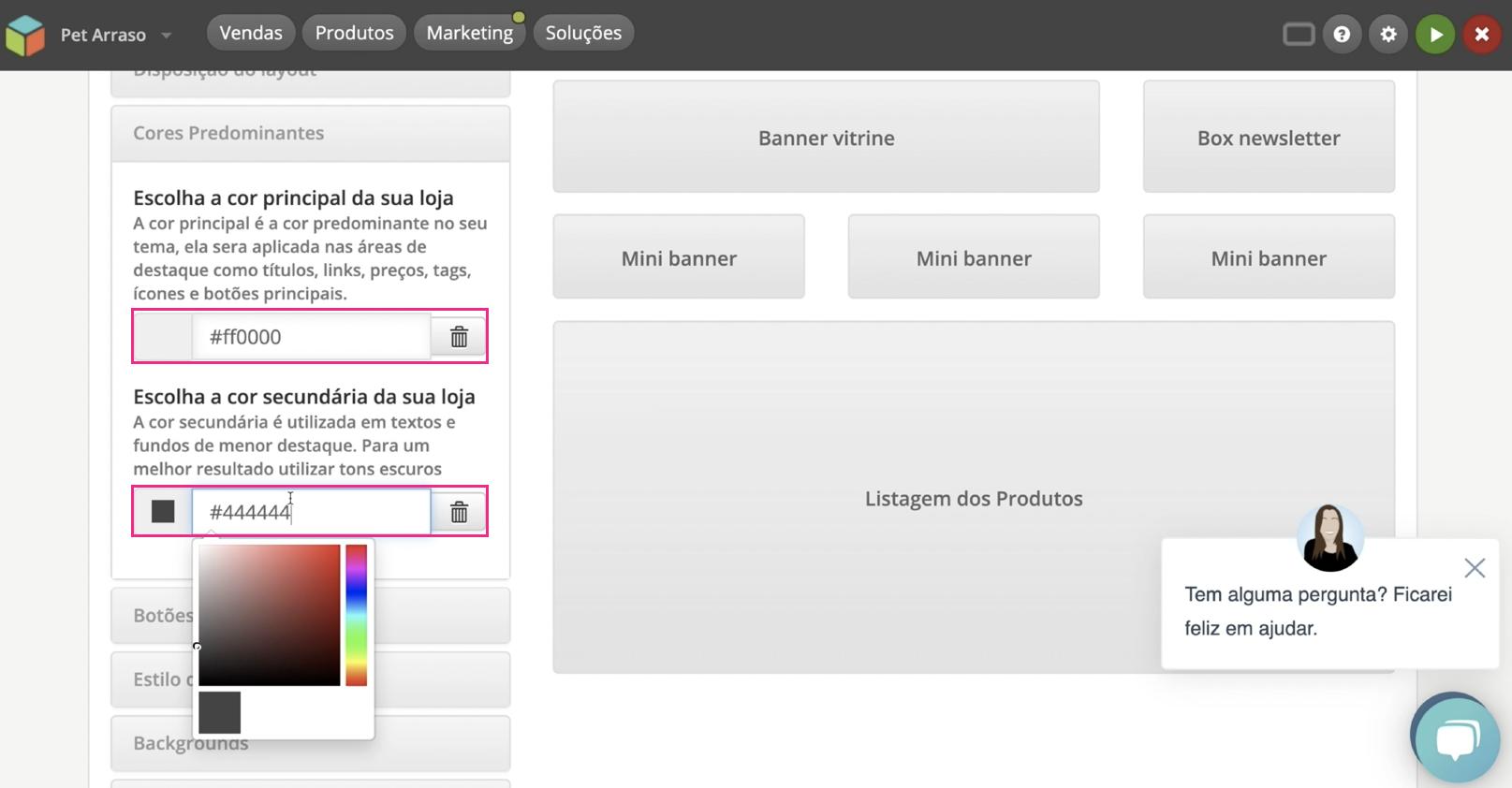 imagem9 configurar visual da sua loja na loja integrada