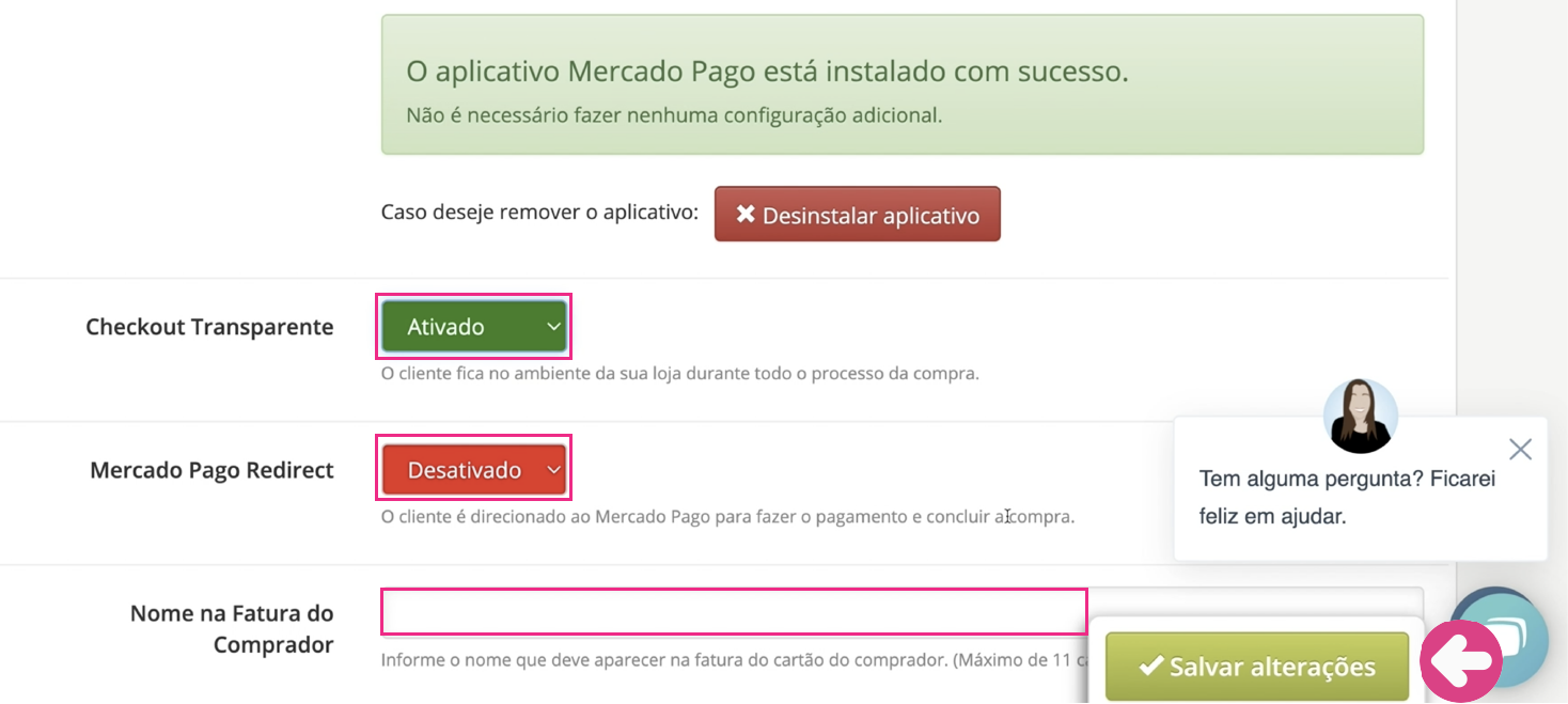 imagem5 configurar formas de pagamento da sua loja virtual na loja integrada