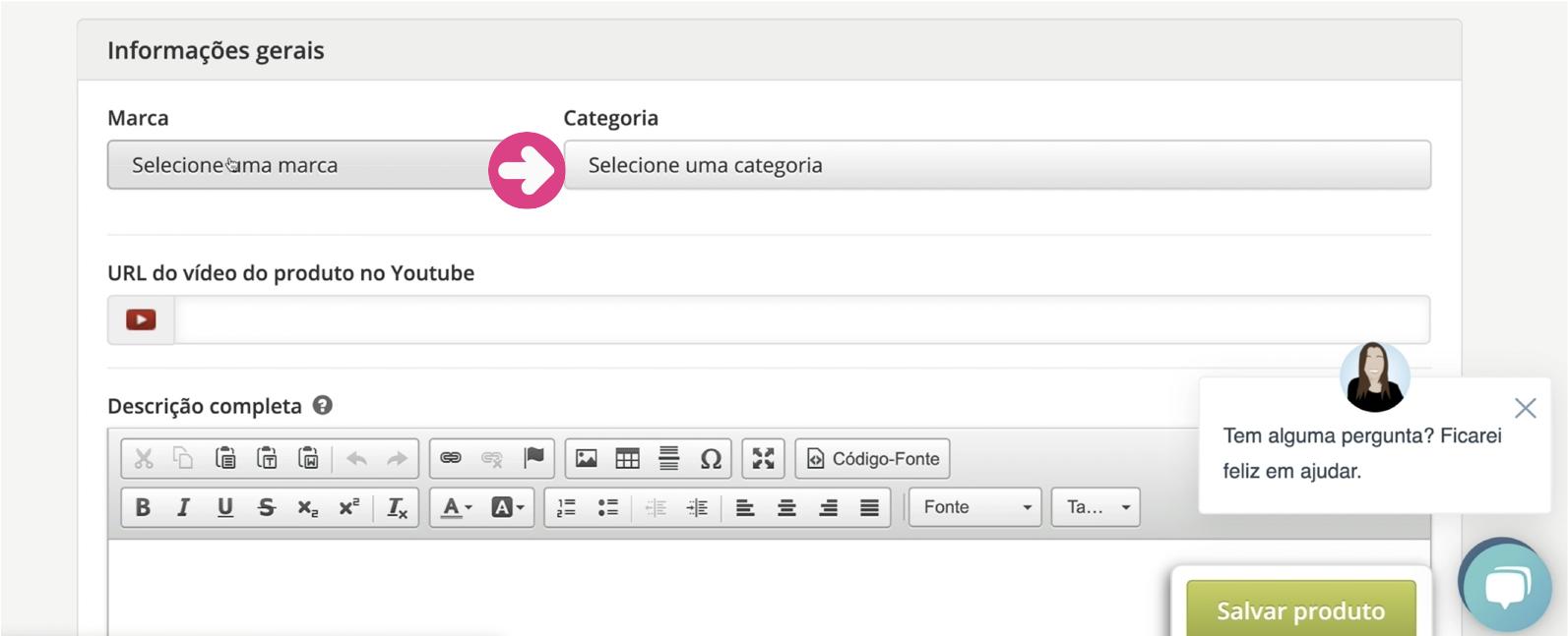 imagem11 como incluir produtos na loja virtual loja integrada