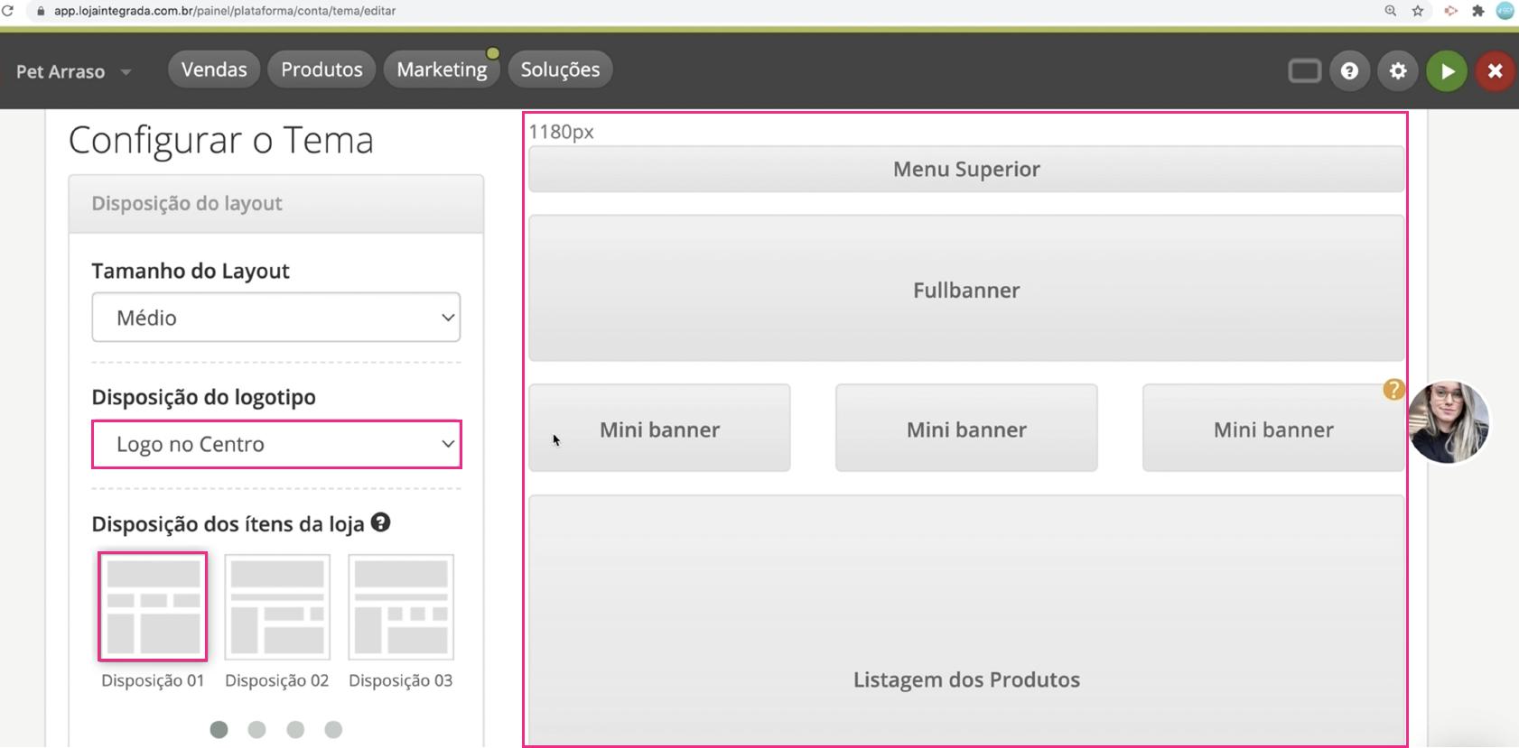 imagem2 como melhorar o visual da sua loja integrada sem comprar um tema