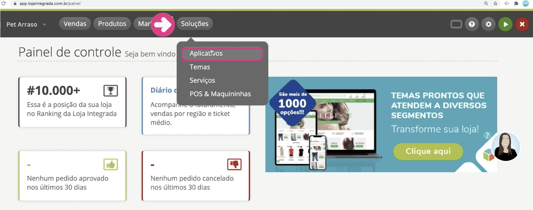 imagem1 como instalar o jivochat grátis na sua loja integrada