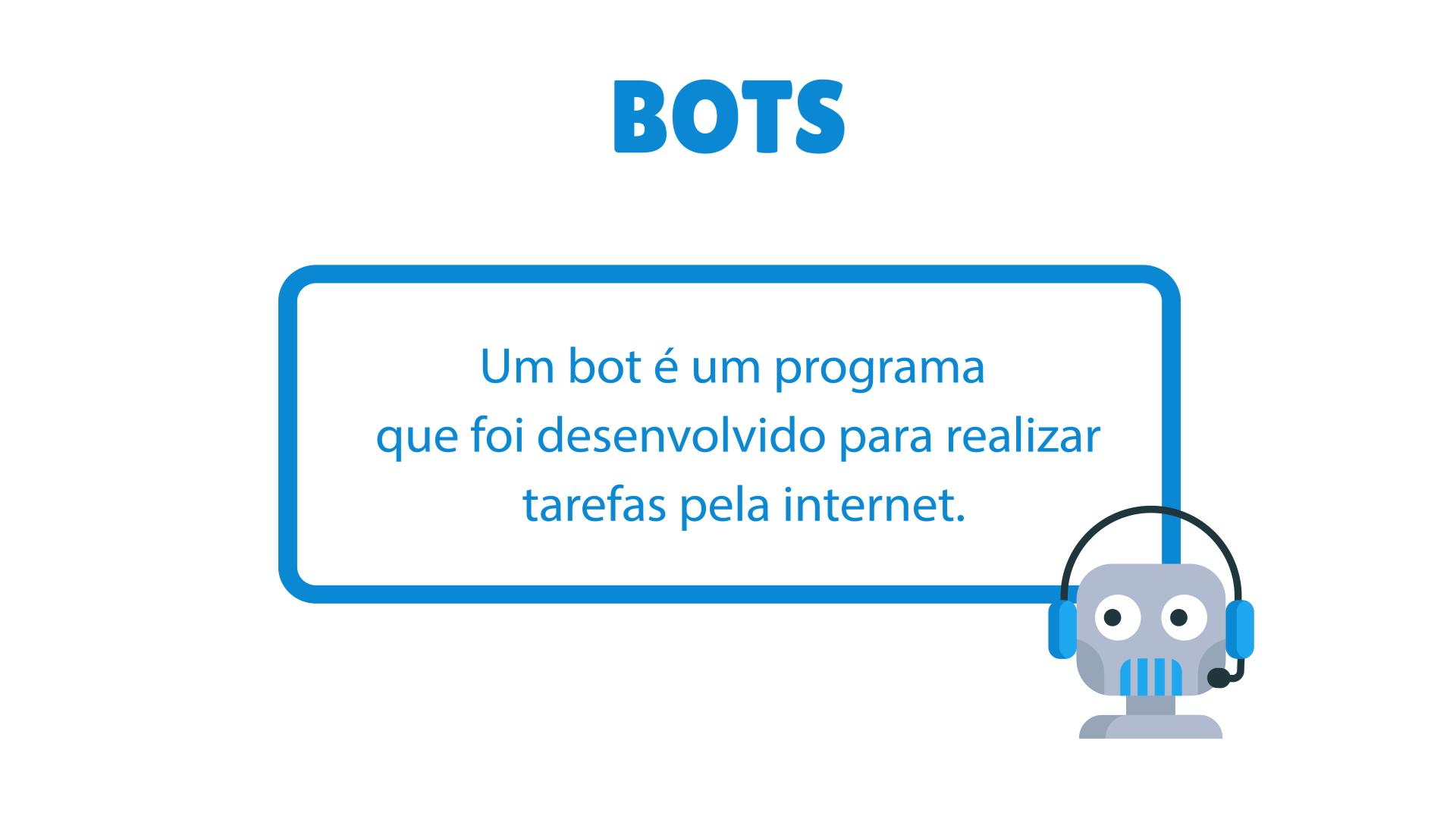 Whatsapp ou Telegram: o que são os bots