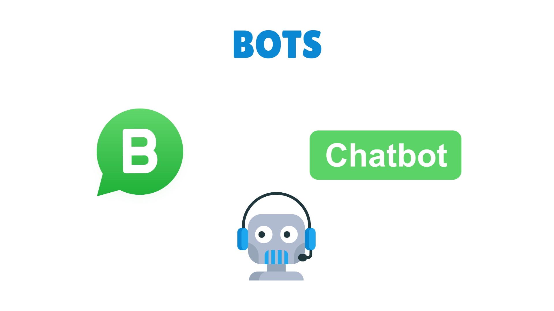 Whatsapp ou Telegram: os bots do WhatsApp