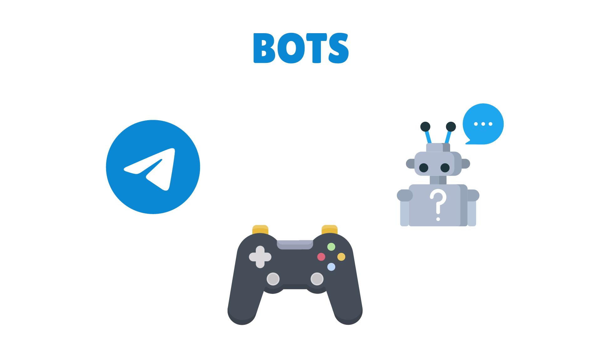 Whatsapp ou Telegram: os bots do Telegram