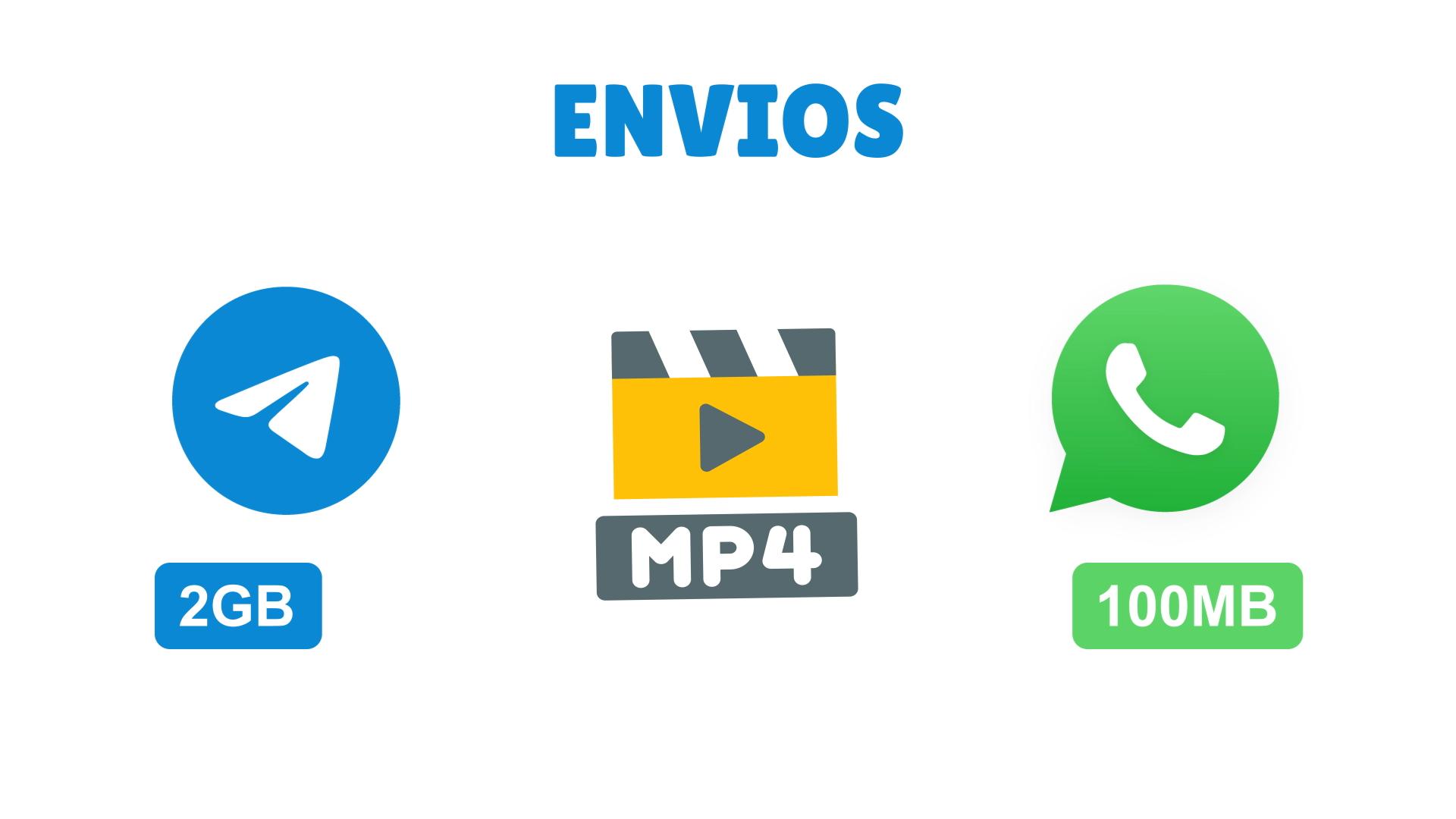Whatsapp ou Telegram: diferenças no envio de arquivos