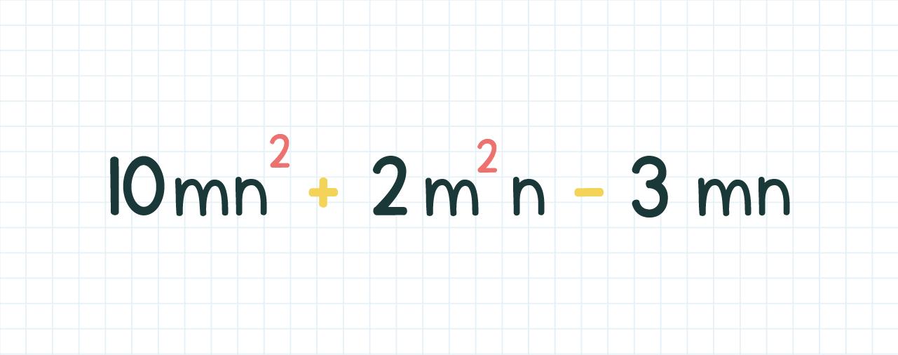 ejemplo polinomios