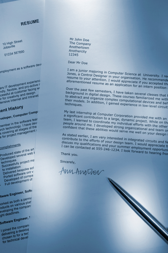 what is a cover letter - How To Make The Perfect Cover Letter