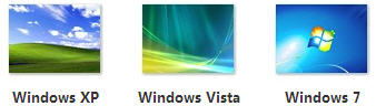 Windows versions