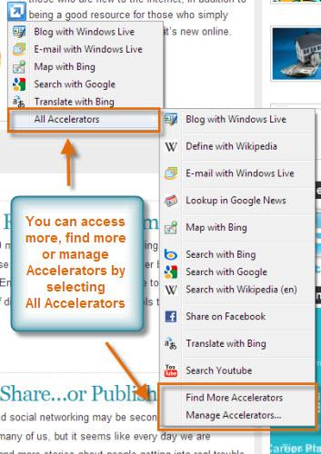 Access All Accelerators
