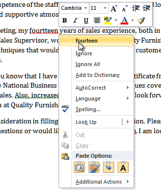 Correcting a spelling error