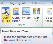 The Date & Time command
