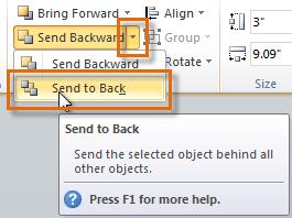 Отправка объекта обратно