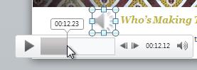 Поиск нужной части аудиофайла