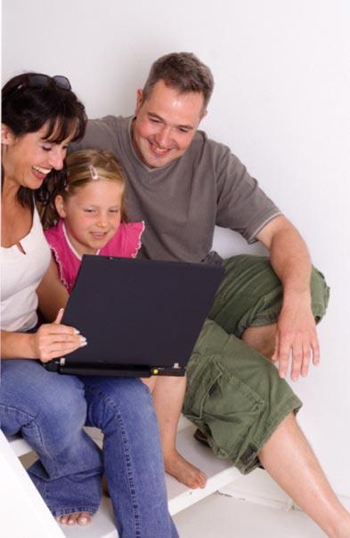 Разговор с ребенком о пользовании Интернетом