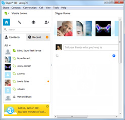 Skype 2011 setting up skype full page screenshot of skype ccuart Choice Image