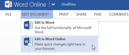Screenshot of Microsoft SkyDrive