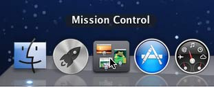 Opening Mission Control