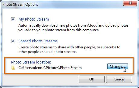 Screenshot of Windows