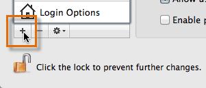 Screenshot of OS X Mavericks
