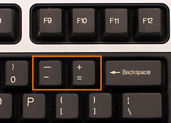 Want to learn keyboard shortcuts