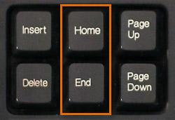 Photo of PC keyboard