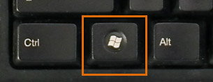 Photo of PC keyboard