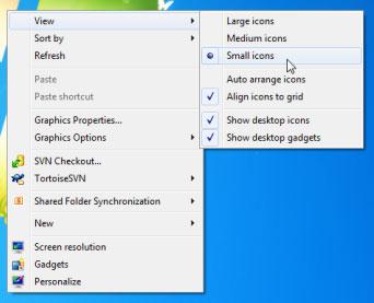 Screenshot of Windows 7 Desktop