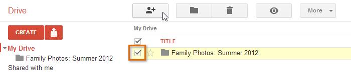 تصویری از Google Drive