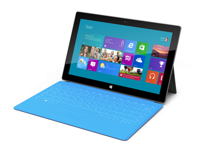 Photo of Microsoft Surface