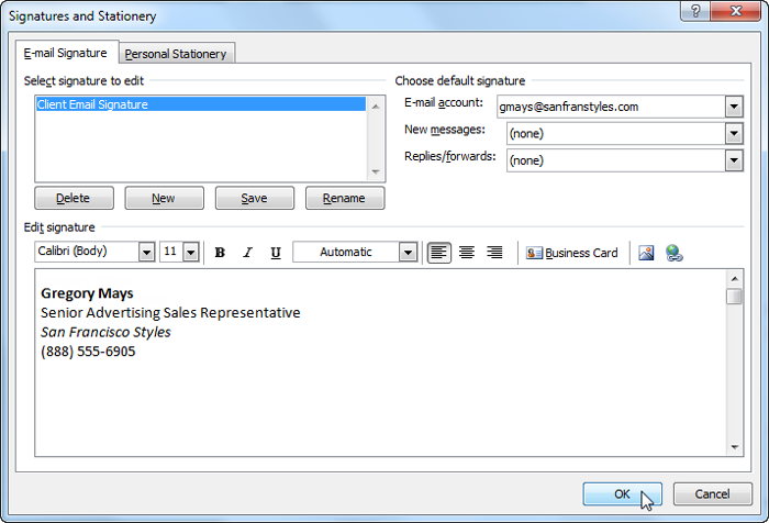 Outlook 2010: Sending and Receiving Email