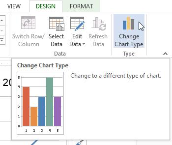 Screenshot of Word 2013