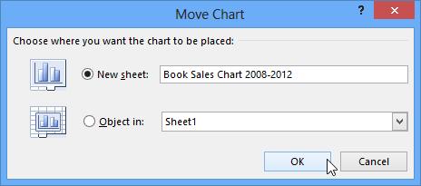 Tangkapan layar Excel 2013