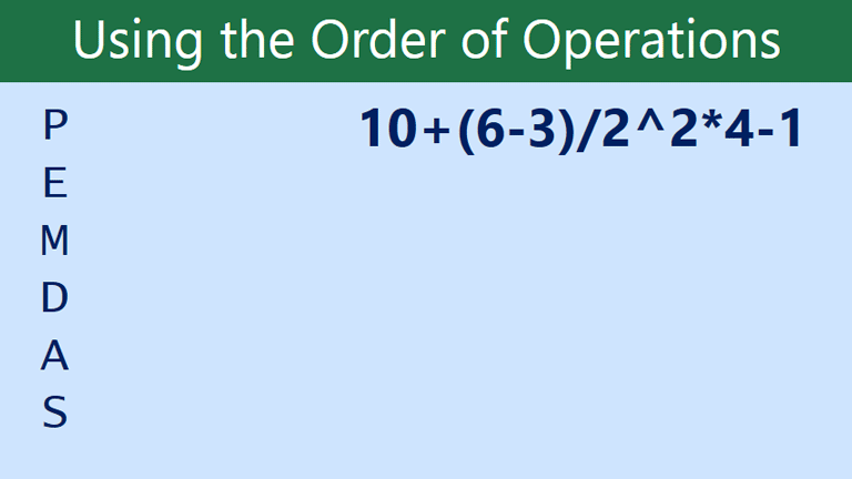 Excel 2013 complex formulas while this formula may look complicated we can use the order of operations step by step to find the right answer ibookread Read Online