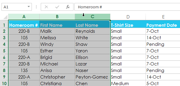 Excel 2013 Groups And Subtotals
