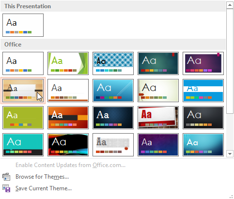 theme ppt 2013 - gse.bookbinder.co, Presentation templates
