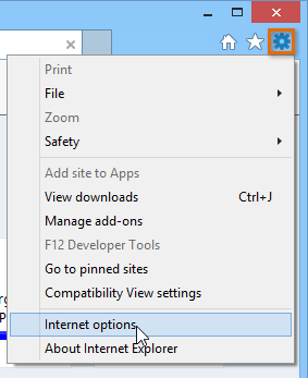 Internet Explorer: Customizing Internet Explorer