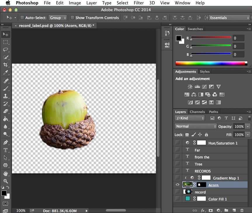 Photoshop Basics Doing More With Layers