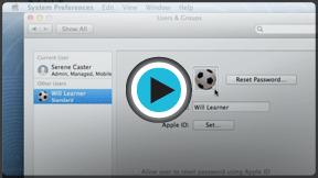 """Launch """"Understanding User Accounts"""" video!"""